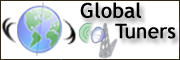 GlobalTuners logo